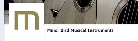 minor bird is now on Facebook